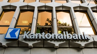 Luzerner Kantonalbank: Probleme beim E-Banking