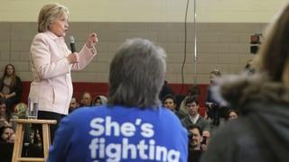 Stolpert Hillary Clinton über ihr privates E-Mail-Konto?