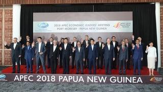Streit zwischen China und USA überschattet Asien-Pazifik-Gipfel