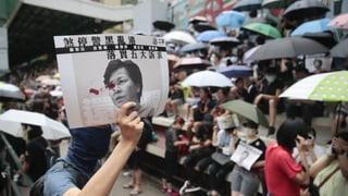 Erneut gewalttätige Auseinandersetzungen in Hongkong