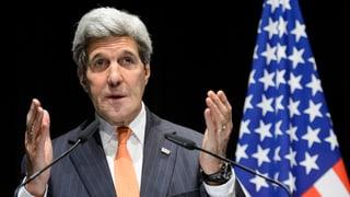 Kerry lauda ils pajais da veto en la dispita d'atom
