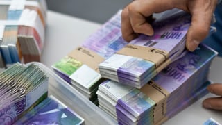 So viele Verdachtsfälle zu Geldwäscherei wie nie zuvor