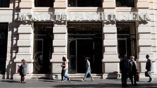 Staat greift italienischer Krisenbank erneut unter die Arme