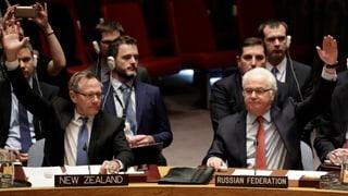 Armistizi en Siria - approvà dal cussegl da segirtad da l'ONU