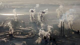 Nicholas Stern: «Die Emissionen kosten noch zu wenig»
