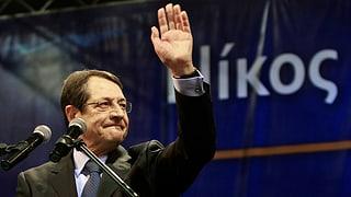 Präsidentenwahl in Zypern: Stichwahl nötig