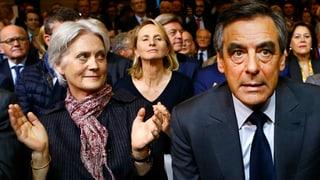 François Fillon bezahlte Gattin aus Parlamentskasse