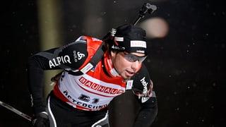 Benjamin Weger: Das Schweizer Biathlon-Gesicht