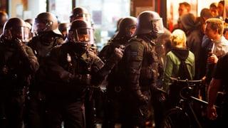 Nach den Ausschreitungen in Hamburg ordnete die Staatsanwaltschaft in Dutzenden Fällen Untersuchungshaft an – auch für einen Schweizer.