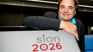 Dossier per «Sion 2026» è inoltrà
