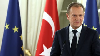EU-Ratspräsident verteidigt Türkei-Pakt