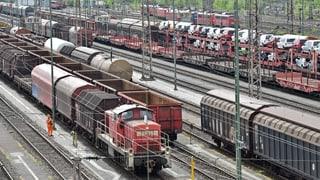 Sechstägiger Bahnstreik in Deutschland hat begonnen