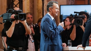 Philipp Müller auch bei Wählern der anderen Parteien beliebt