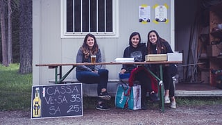 5 chaussas che fan ora l'Open Air Sur l'Aua (Artitgel cuntegn audio)
