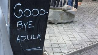 Tranter tristezza e legria – reacziuns davart Parc Adula