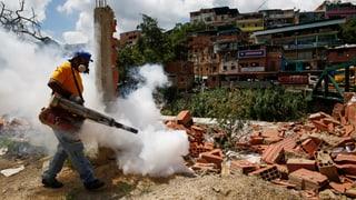 «Die Wasserversorgung in Brasilien ist am Anschlag»