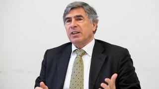 Christoph Eymann wehrt sich gegen Vorwürfe