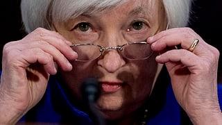 US-Notenbank erhöht den Leitzins erneut