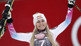 Vonn will im Januar wieder Weltcuprennen fahren