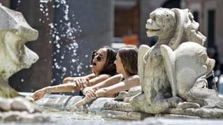 Hitzewelle in Europa fordert fünf Tote