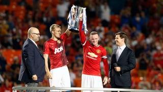 Prestige-Sieg für Manchester United