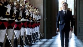 Macron will das Parlament um ein Drittel verkleinern