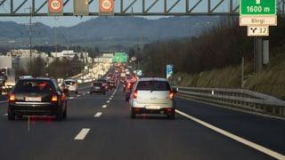 Rechtsvorbeifahren auf der Autobahn wird möglich