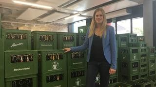 Alexandra Lussi: Wie ist es, plötzlich Firmenchefin zu sein?