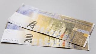 Schweizer unterstützen Bonuszahlungen – aber auch Lohnobergrenzen