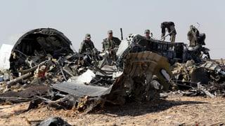 Flugzeugabsturz in Ägypten war ein Anschlag