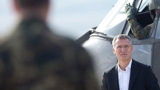 Naginas truppas terrestras da NATO cunter Stadi islamic