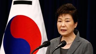 Presidenta Park Geun Hye è vegnida relaschada