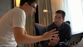 Edward Snowden beantwortet Fragen der Internet-Crowd