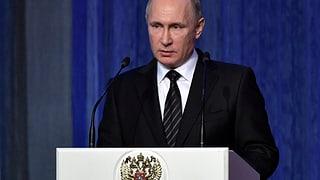 «Putin muss keine Rücksicht auf die Meinung zu Hause nehmen»