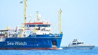«Sea-Watch»-Rettungsschiff fährt unerlaubt nach Italien