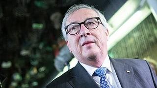Juncker fährt Rumänien an den Karren