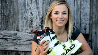 Lara Gut hat eine neue Skimarke