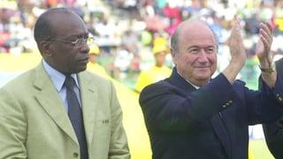 Fifa schweigt zu Vorwürfen gegen Blatter