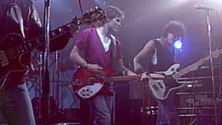 Rock Rumantsch – nicht nur «I love you, yeah, yeah, yeah»