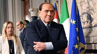 Berlusconi: Comeback è pussaivel uss