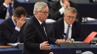 Juncker schlägt Verteilung von weiteren Flüchtlingen vor