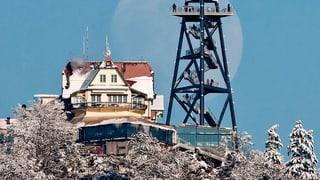 «Uetliberg On Ice»: Giusep Fry provoziert schon wieder