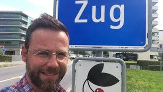 SRF 3 Heimspiel: Mit Nik Hartmann in die Chriesi-Hauptstadt