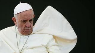 Papst erwartet drei Missbrauchsopfer aus Chile