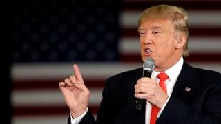 Wirbel um Trump-Forderung nach Strafe für Abtreibung