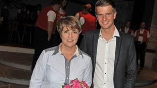Zu Gast bei «Potzmusig»: Chantal Reusser