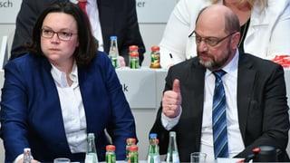 SPD stimmt für Verhandlungen mit CDU/CSU