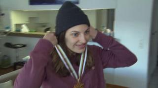 Elena Könz realisescha plaunet ch'ella è campiunessa mundiala