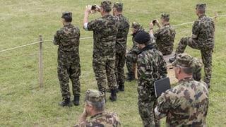 Diesen Armee-Chef wünschen sich Parlamentarier