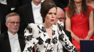 Chefin der Literaturnobelpreis-Jury tritt zurück